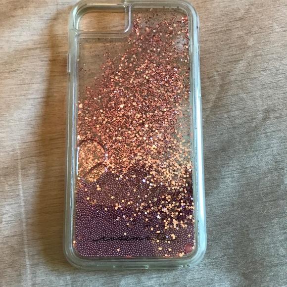 sequin iphone 7 case